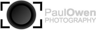 Paul Owen Photography Logo
